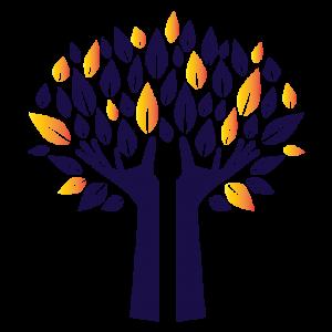 Dr. Kristina Pinto - Tree Logo